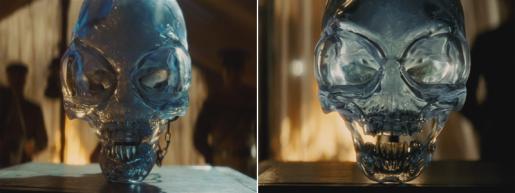 Киноляп: Разные черепа!