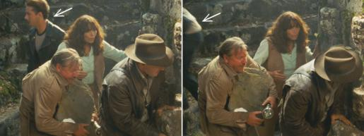 Киноляп: Матт ищет камень… дважды