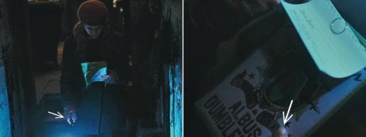 Киноляп: Книга Дамблдора