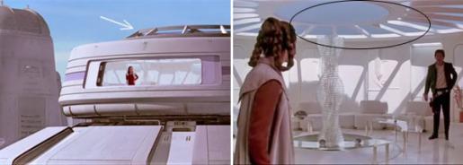Киноляп: Изменчивый потолок