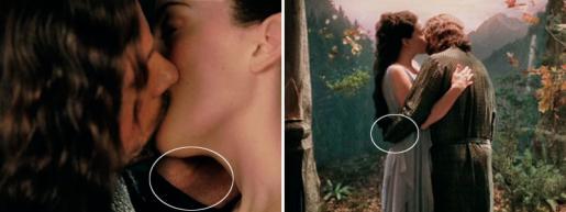 Киноляп: Объятья Арагорна