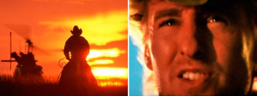 Киноляп: Ляп с закатом