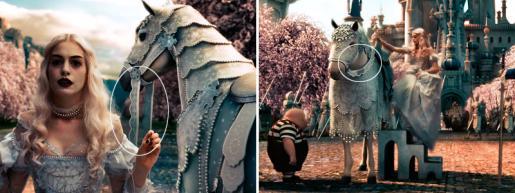 Киноляп: Ляп с поводьями