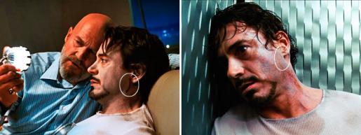 Киноляп: Кровь из уха
