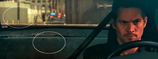 Киноляп: Простреленное стекло