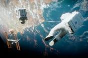 Рецензия на фильм Гравитация