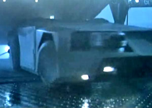 съемки транспортера для фильма чужие