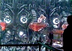 Декорации Матрицы