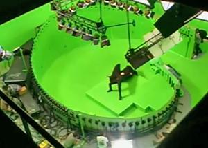 Создание спецэффектов для Матрицы
