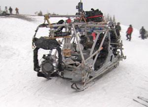 камера для съемок в горах