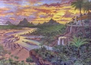 Эскиз панорама