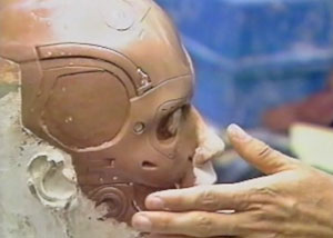 голова манекена