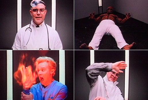 Фантастическая четверка (1994) смотреть онлайн в