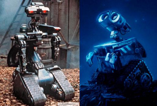 фильмы про космос и роботов